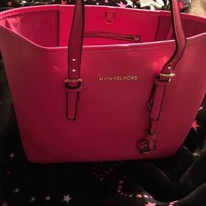 Handbags - Pink Fashion Tote